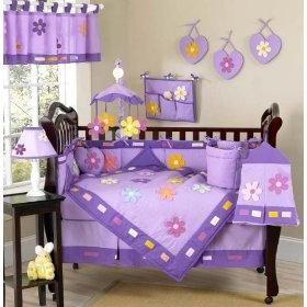комплект білизни в дитяче ліжечко