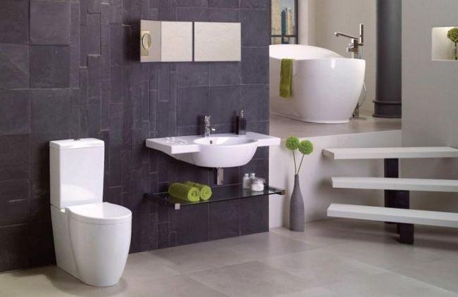 Застосовуємо ідеї для ванної кімнати