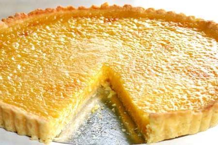 Простий рецепт лимонного пирога для хорошої господині
