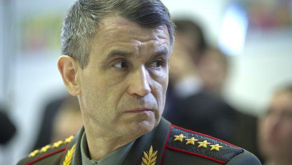 Рашид Нургалієв посаду
