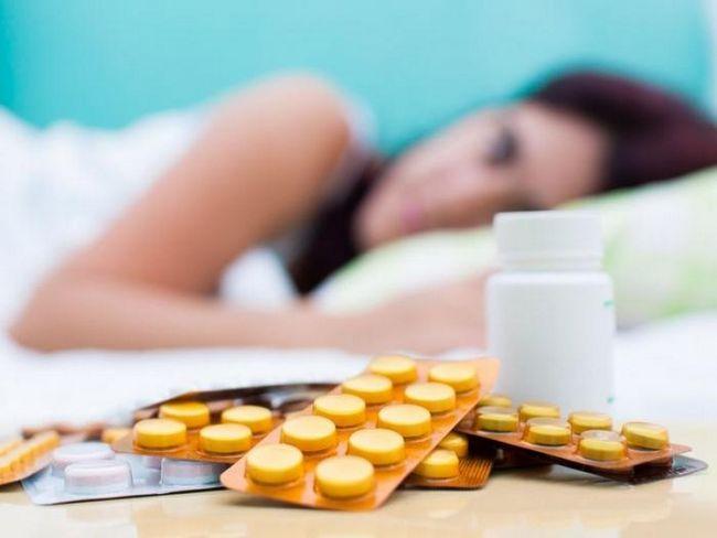 Рослинні і синтетичні седативні препарати