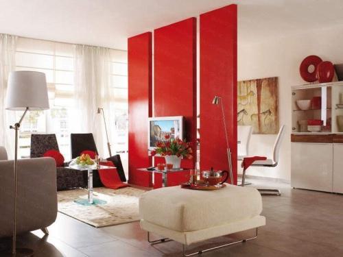 Поділ кімнати на дві зони: модно, стильно і нескладно