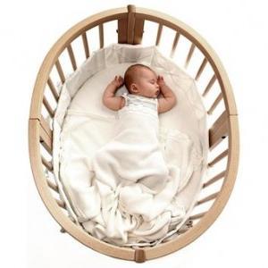 розмір дитячого ліжечка для новонароджених