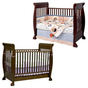дитячі ліжечка для новонароджених фото