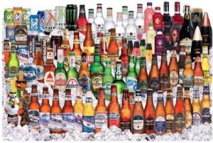 Різноманітні види пива