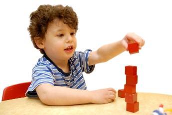 Розвиваючі заняття з дитиною 1 року