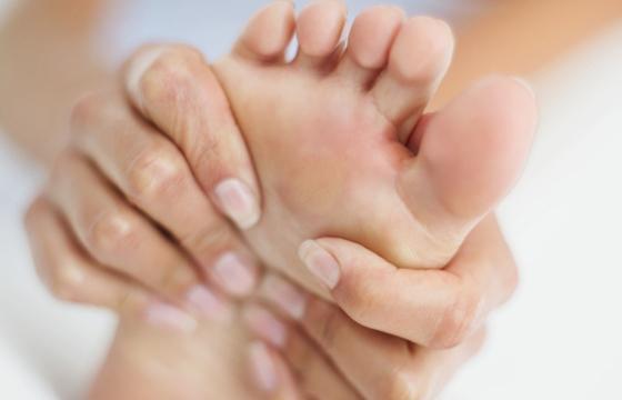 догляд за ступнями ніг в домашніх умовах