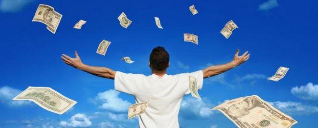 обряд на залучення удачі і грошей