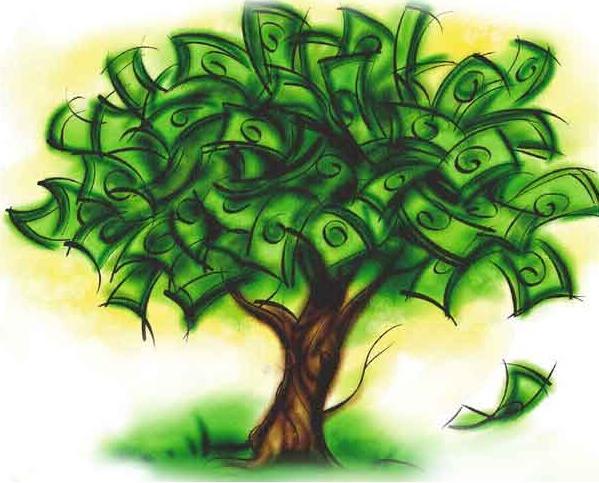 ритуал на залучення грошей і удачі