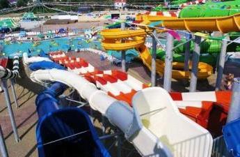 Найбільший аквапарк в россии. Кращі водні комплекси країни