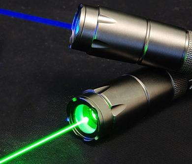 Зробимо лазер своїми руками