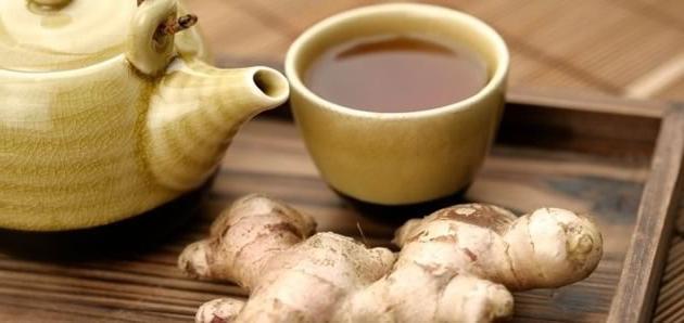 Секрети східних красунь. Як приготувати імбирний чай для схуднення?
