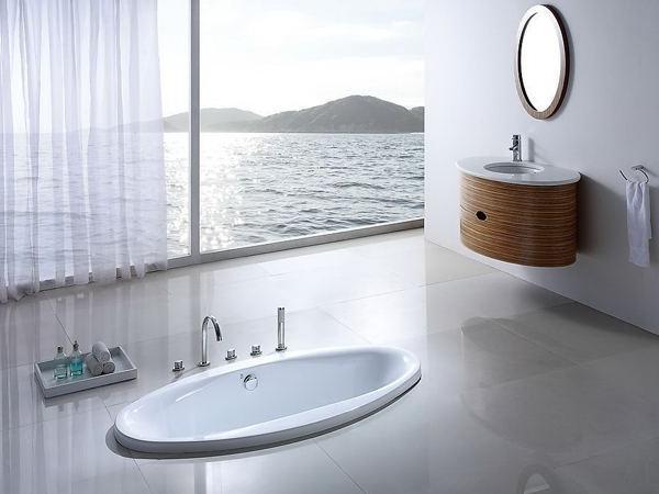 Сім порад про те, як вибрати акрилову ванну