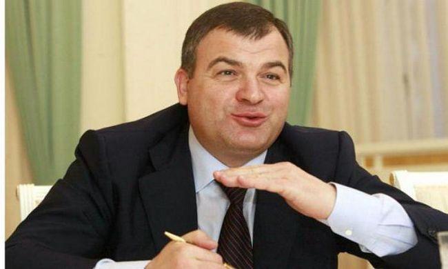 Сердюков звання Героя России