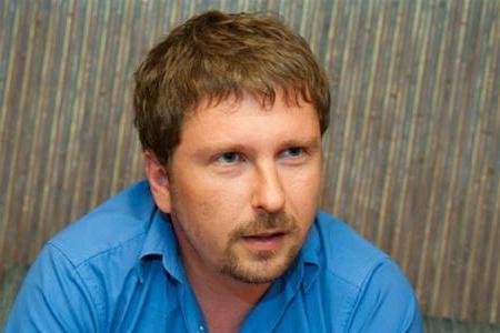 Журналіст Анатолій Шарій