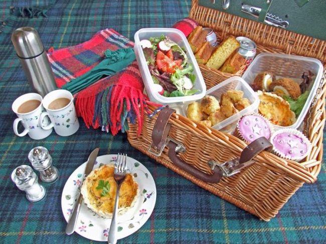 пікнік на природі що приготувати