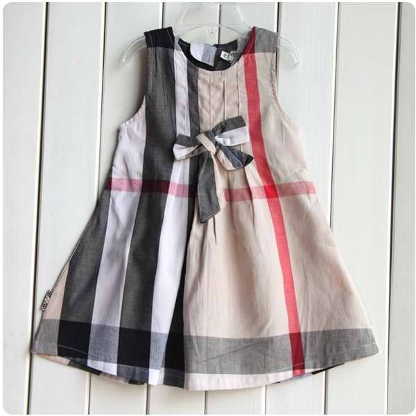 Шиємо самі: форма сукні для дівчинки
