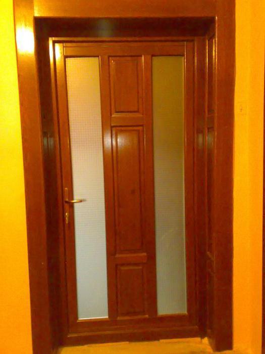 які двері краще шпоновані або ламіновані