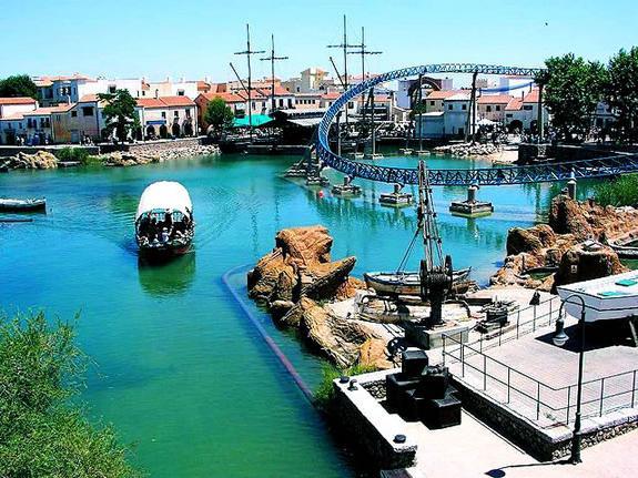 Казковий діснейленд в іспанії: «порт авентура» - відпочинок для всієї сім`ї
