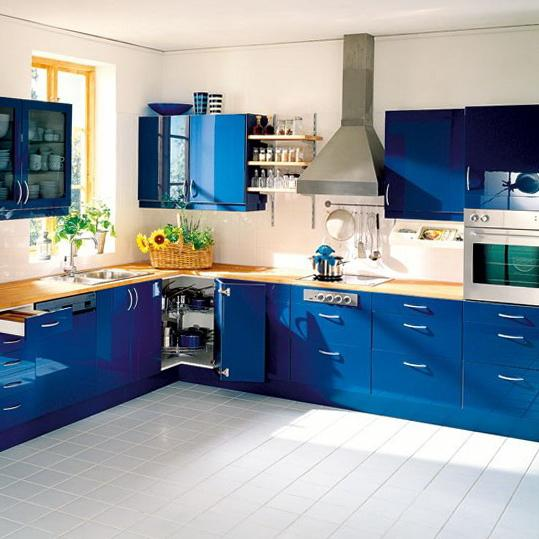 Поєднання кольорів в інтер`єрі кухні: сучасний підхід