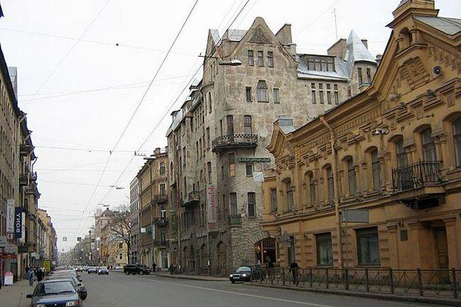 Софійська вулиця в північній столиці
