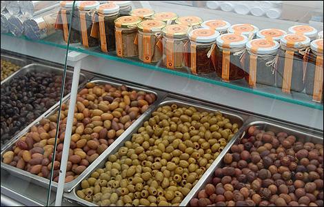 грецькі продукти