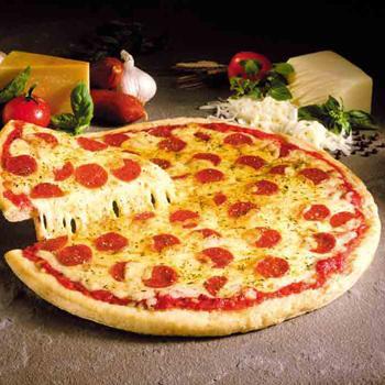Сучасний рецепт смачної піци
