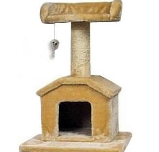 Створіть затишок вашому вихованцеві, або як зробити будиночок для кішок