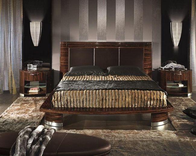 Спальня в стилі арт-деко
