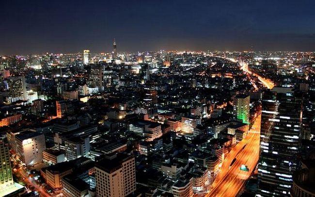 Столиця тайланд bangkok - врата в південно-східну азію