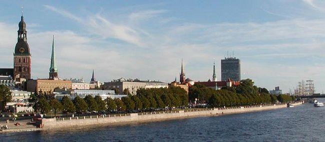 Країни балтії - характеристика регіону
