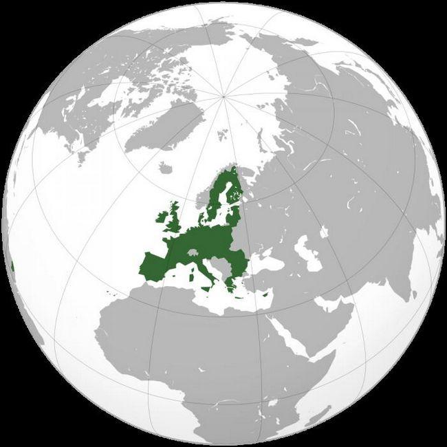 Країни євросоюзу - історія створення та органи влади