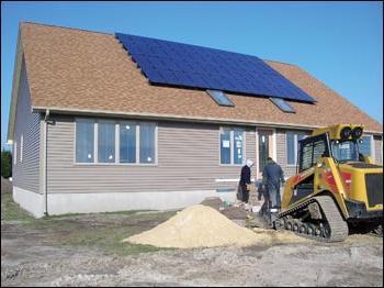 Будуємо щитовий будинок