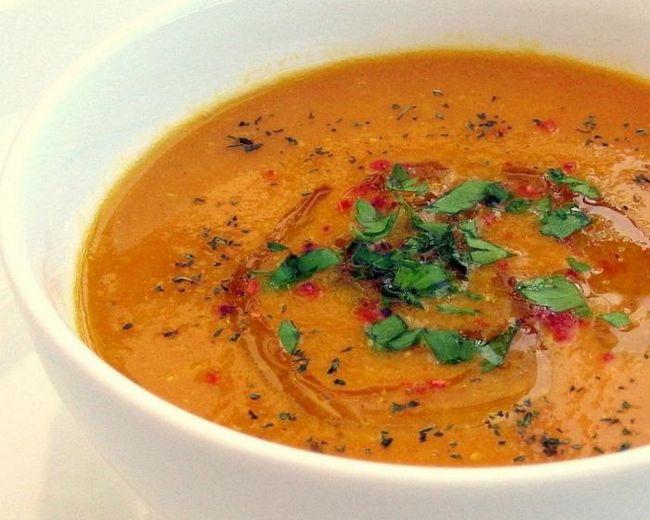 Суп з сочевиці. Рецепт корисного і смачного першого страви