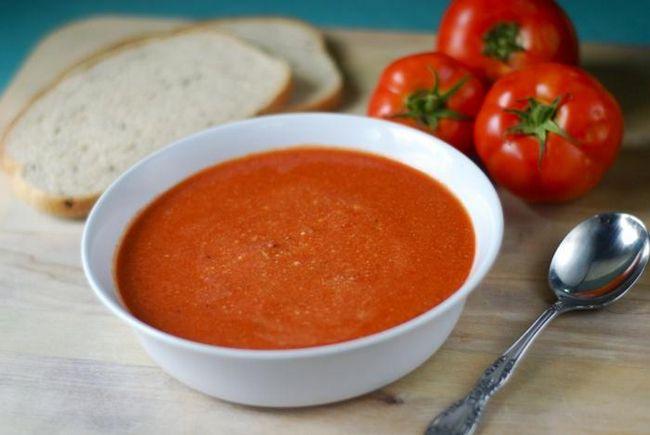 Суп-пюре з овочів - головне блюдо літа
