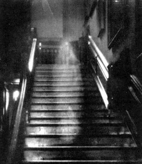 існують привиди
