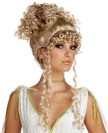 Весільні зачіски в грецькому стилі - які вони?
