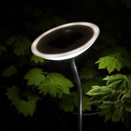 Світильники для дачі на сонячних батареях - новий винахід для зручності дачників