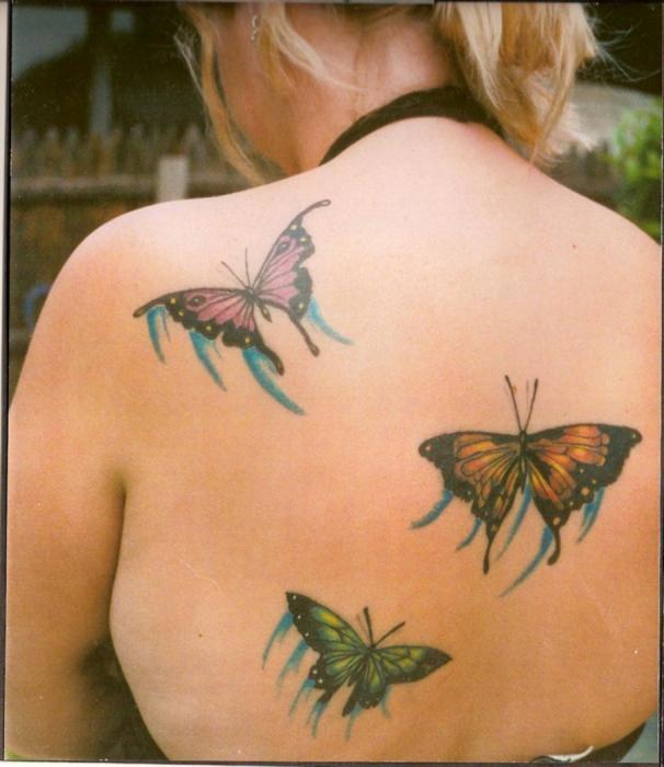 Татуювання для дівчини: робимо правильний вибір