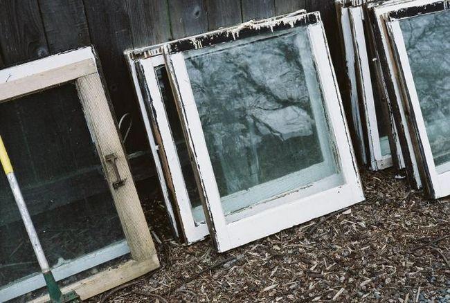 Теплиця з віконних рам: своїми руками робити її одне задоволення