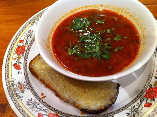 Традиційний рецепт приготування супу харчо