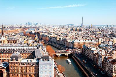 Тури в париж на поїзді - комфортний відпочинок