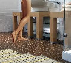 Встановлення теплої підлоги і її особливості