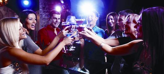 Влаштовуємо конкурси для п`яної компанії