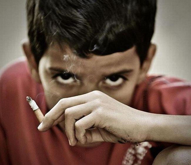 У чому полягає шкода куріння для підлітків?