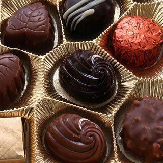 Ваша дієта і калорійність цукерок