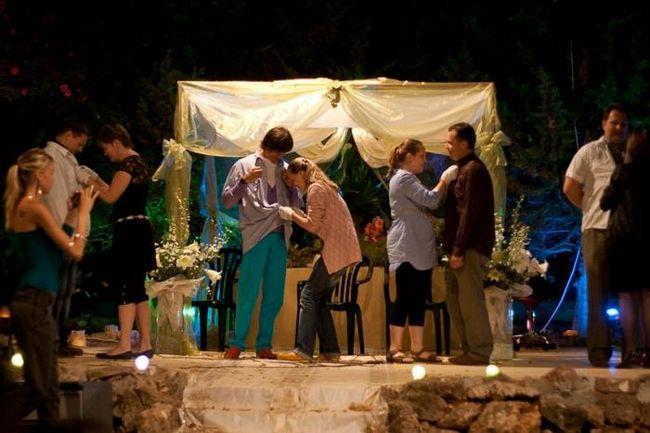поздоровлення свідка на весіллі