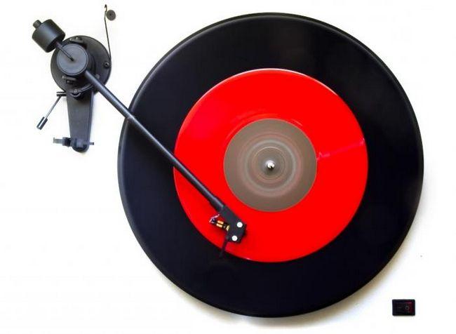 Вініловий програвач - раритетне аудіопристр найвищої якості