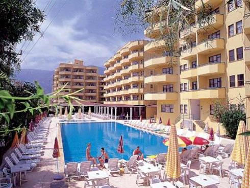 Viva ulaslar hotel в аланії (туреччина)