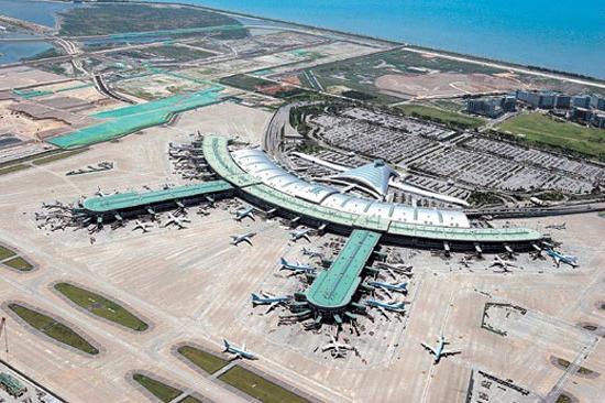 Візитна картка країни: аеропорт абхазії